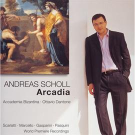 アンドレアス・ショル - アルカディア