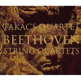 タカーチ弦楽四重奏団 - ベートーヴェン:後期弦楽四重奏曲集