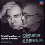 マティアス・ゲルネ - シューベルト:歌曲集《白鳥の歌》、他