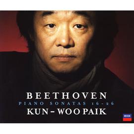 クン=ウー・パイク - ベートーヴェン:中期ピアノ・ソナタ集