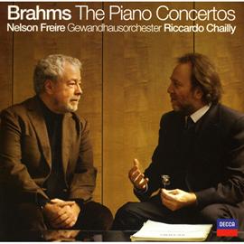 ネルソン・フレイレ - ブラームス:ピアノ協奏曲集