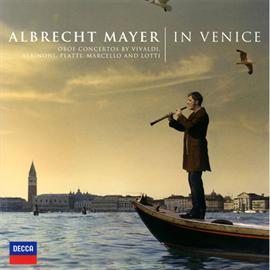 アルブレヒト・マイヤー - イタリア・バロック・オーボエ協奏曲集