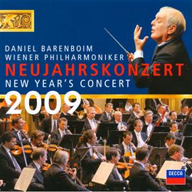 ダニエル・バレンボイム - ニューイヤー・コンサート2009