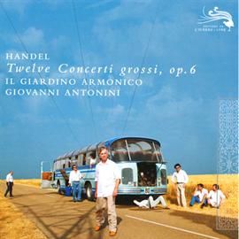 イル・ジャルディーノ・アルモニコ - ヘンデル:12の合奏協奏曲 作品6