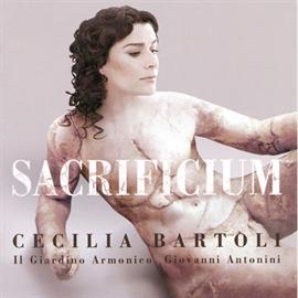 チェチーリア・バルトリ - 神へのささげもの~カストラートのためのアリア集