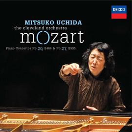 内田光子 - モーツァルト:ピアノ協奏曲第20番・第27番