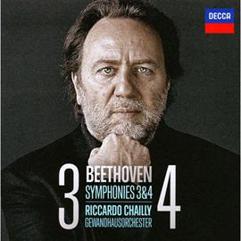リッカルド・シャイー - ベートーヴェン:交響曲 第3番《英雄》・第4番 他