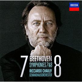 リッカルド・シャイー - ベートーヴェン:交響曲 第7番・第8番 他
