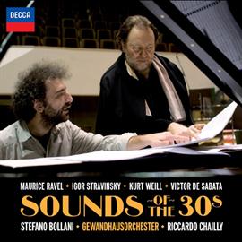 ステファノ・ボラーニ&リッカルド・シャイー - ラヴェル:ピアノ協奏曲 他