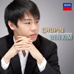 ベン・キム - ショパン:前奏曲集&即興曲集