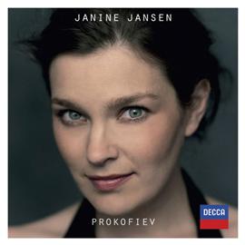 ジャニーヌ・ヤンセン - プロコフィエフ:ヴァイオリン協奏曲第2番 他