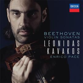 レオニダス・カヴァコス - ベートーヴェン:ヴァイオリン・ソナタ全集