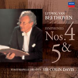 サー・コリン・デイヴィス - ベートーヴェン:交響曲第4番・第5番