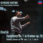 ドヴォルザーク:交響曲第7番&スラヴ舞曲集