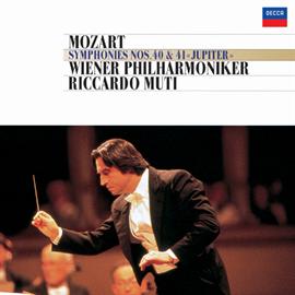 リッカルド・ムーティ - モーツァルト:交響曲第40番・第41番《ジュピター》