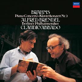 アルフレッド・ブレンデル - ブラームス:ピアノ協奏曲第2番