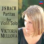 J.S.バッハ:無伴奏ヴァイオリンのためのパルティータ集