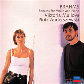 ヴィクトリア・ムローヴァ - ブラームス:ヴァイオリン・ソナタ集