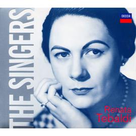 レナータ・テバルディ - 偉大なる名歌手たちーテバルディ