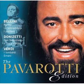 ルチアーノ・パヴァロッティ - ベルリーニ、ヴェルディ、ドニゼッティ:オペラ・アリア