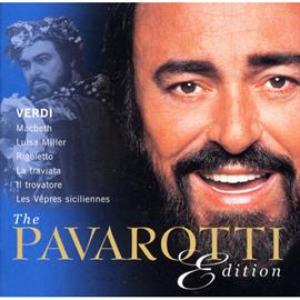ルチアーノ・パヴァロッティ - ヴェルディ:オペラ・アリア集 I