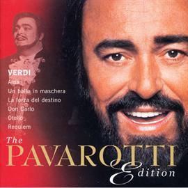 ルチアーノ・パヴァロッティ - ヴェルディ:オペラ・アリア集 Ⅱ