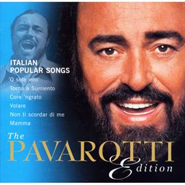 ルチアーノ・パヴァロッティ - イタリア民謡集