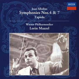 ロリン・マゼール - シベリウス:交響曲第4番、第7番、交響詩《タピオラ》