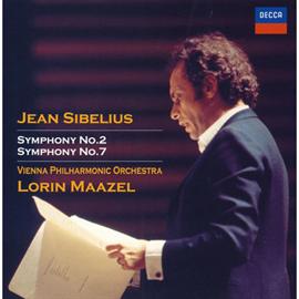 ロリン・マゼール - シベリウス:交響曲第2番、第7番