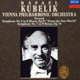 ラファエル・クーベリック - ドヴォルザ-ク:交響曲第9番「新世界より」、第7番