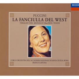 レナータ・テバルディ - プッチーニ:歌劇《西部の娘》