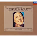 プッチーニ:歌劇《西部の娘》