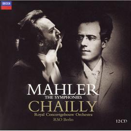 リッカルド・シャイー - マーラー:交響曲全集CD1