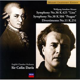サー・コリン・デイヴィス - モーツァルト:交響曲第36&38番、他