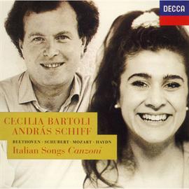 チェチーリア・バルトリ、アンドラーシュ・シフ - イタリア語による古典歌曲集