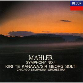 サー・ゲオルグ・ショルティ - マーラー:交響曲第4番