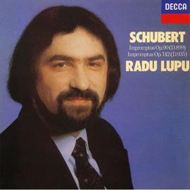 ラドゥ・ルプー - シューベルト:即興曲集