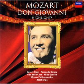 ヨーゼフ・クリップス - モーツァルト:歌劇《ドン・ジョヴァンニ》ハイライト