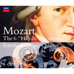 モーツァルト:弦楽四重奏曲集「ハイドン・セット