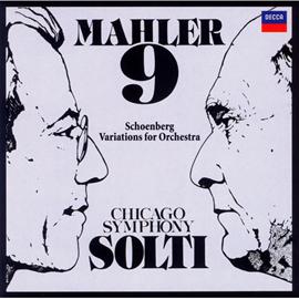 サー・ゲオルグ・ショルティ - マーラー:交響曲 第9番、他