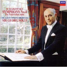 サー・ゲオルグ・ショルティ - チャイコフスキー:交響曲 第4番、他