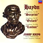 ハイドン:交響曲《驚愕》《ロンドン》《オックスフォード》