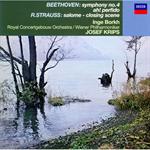 ベートーヴェン:交響曲第4番、他