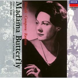 レナータ・テバルディ - プッチーニ:歌劇《蝶々夫人》