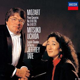内田光子 - モーツァルト:ピアノ協奏曲第9番 第8番