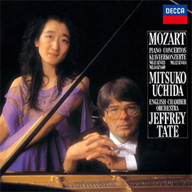 内田光子 - モーツァルト:ピアノ協奏曲第11番 第12番 第14番
