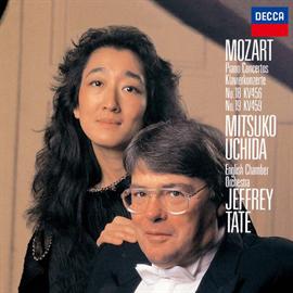 内田光子 - モーツァルト:ピアノ協奏曲第18番 第19番