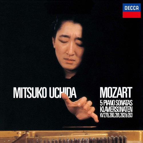 モーツァルト:ピアノ・ソナタ第1...