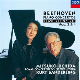 内田光子 - ベートーヴェン:ピアノ協奏曲第3番 第4番