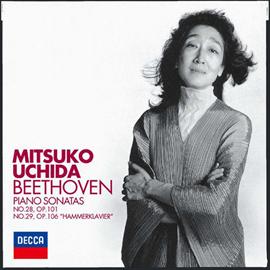 内田光子 - ベートーヴェン:ピアノ ソナタ第28番 第29番